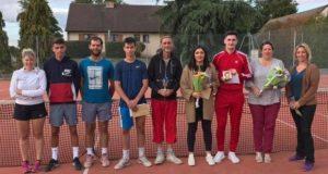 Les gagnants du tournoi 2019